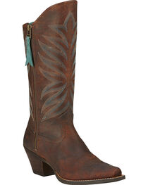 Ariat Women's Fanfare Western Fashion Boots, , hi-res
