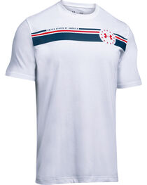 Under Armour Men's White 4th of July T-Shirt, , hi-res