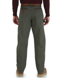 Wrangler Men's Riggs Carpenter Work Jeans, Loden, hi-res
