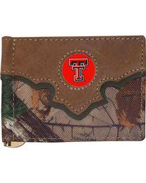 Texas Tech  Camo Concho Wallet, , hi-res