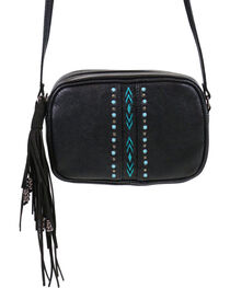 Shyanne® Women's Embroidered Crossbody, , hi-res