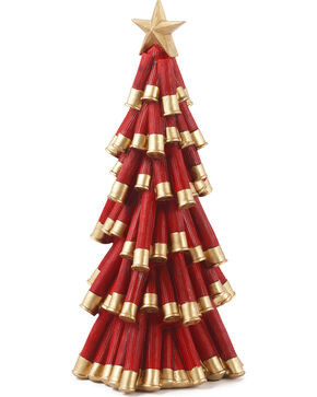 BB Ranch Shotgun Shell Tree Décor , Multi, hi-res