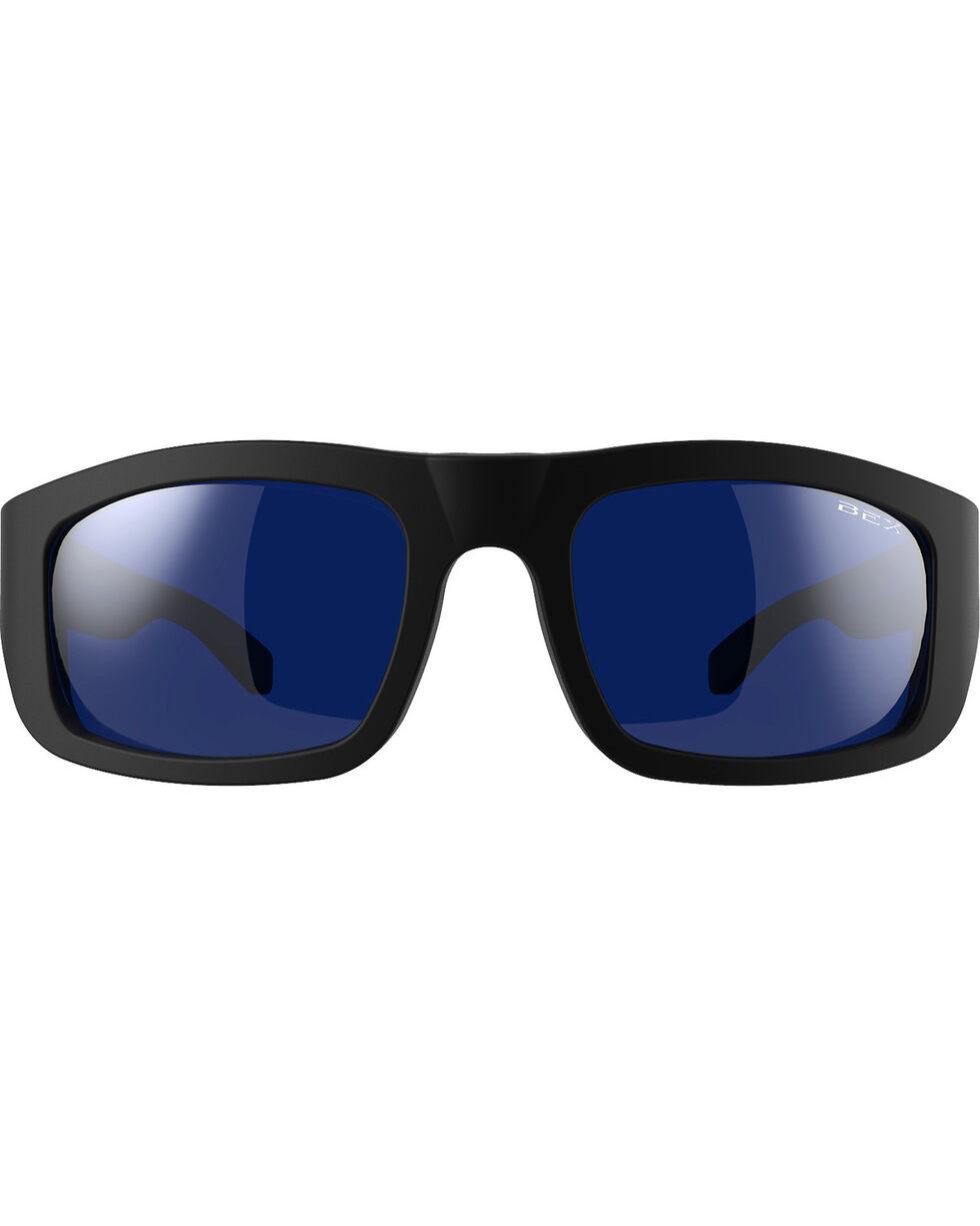 Bex Men's Ghavert Polarized Black/Blue/Green Sunglasses, Green, hi-res