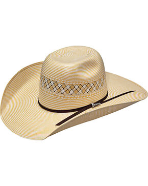 Twister Ivory 20X Shantung Punchy Hat , Ivory, hi-res