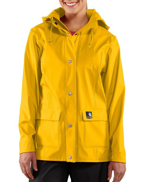 Carhartt Women's Medford Jacket, Yellow, hi-res