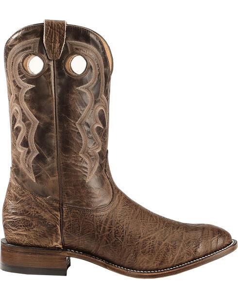 """Boulet Men's Super Roper 14"""" Western Boots, , hi-res"""