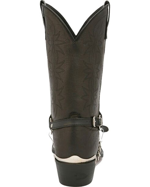 Dingo Men's Suiter Western Boots, Black, hi-res