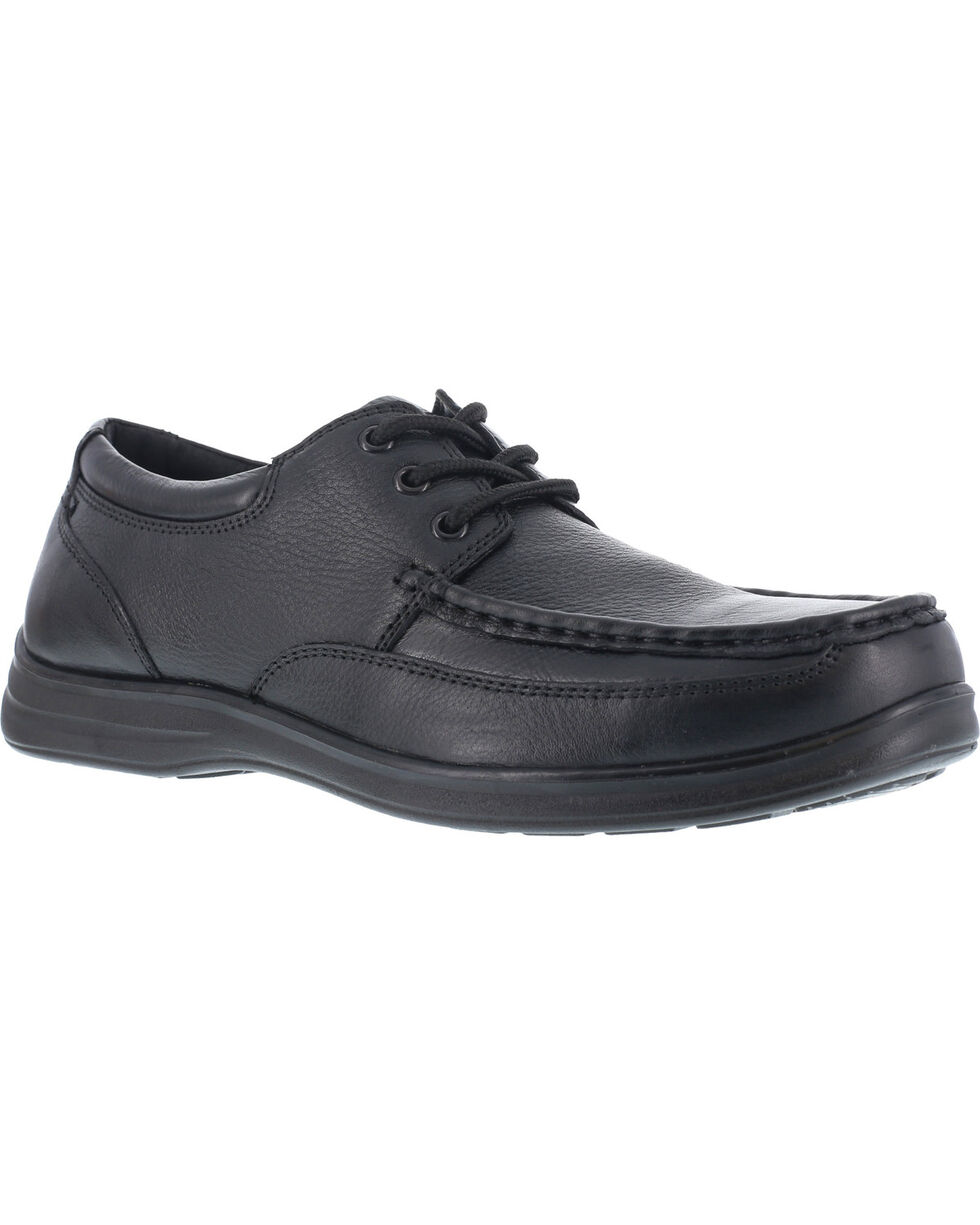 Florsheim Women's Dress Shoes - Steel Toe , Black, hi-res