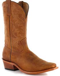 Moonshine Spirit Men's Crazy Horse Vintage Western Boots, , hi-res
