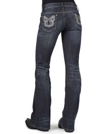Stetson Women's Classic Boot Cut Jeans, , hi-res