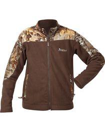 Rocky Boys' Realtree Camo Fleece Jacket, , hi-res