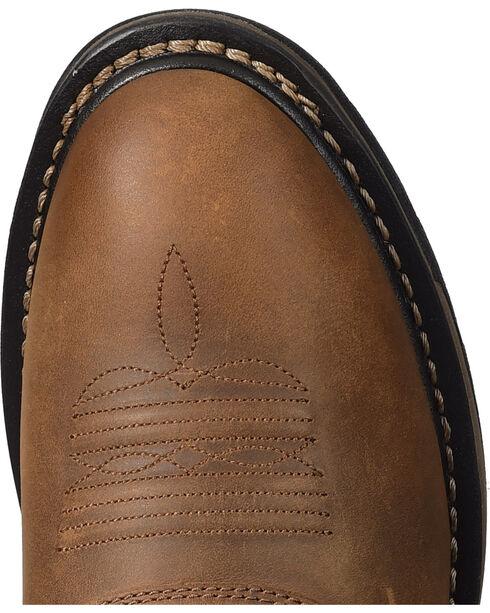 Ariat Men's Workhog Work Boots, Bark, hi-res