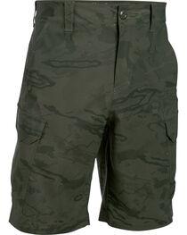 Under Armour Men's Fish Hunter Cargo Shorts, , hi-res