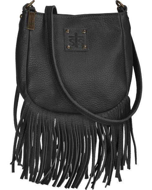 STS Ranchwear Black Medicine Bag , Black, hi-res