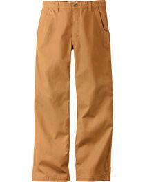 Mountain Khakis Men's Brown Original Relaxed Fit Pants, , hi-res