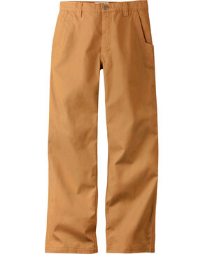 Mountain Khakis Men's Brown Original Relaxed Fit Pants, Brown, hi-res