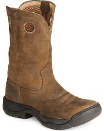 Twisted X Men's Distressed All Around Western Boots, , hi-res