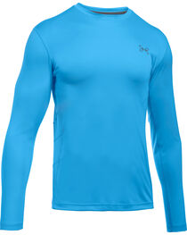 Under Armour Fish Hunter Tech Long Sleeve Shirt, , hi-res