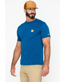 Carhartt Men's Short Sleeve Force T-Shirt, , hi-res