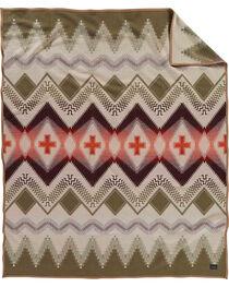 Pendleton Beargrass Mountain Pattern Blanket, , hi-res