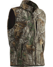 Berne Weekender Realtree Camo Softshell Vest - 3XL and 4XL, , hi-res