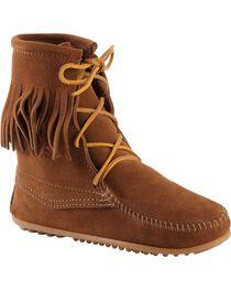 Minnetonka Women's Tramper Boots, , hi-res