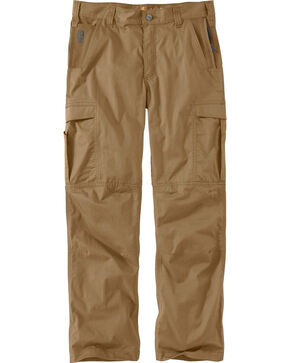 Carhartt Men's Dark Khaki Force Extremes Cargo Pants , Khaki, hi-res