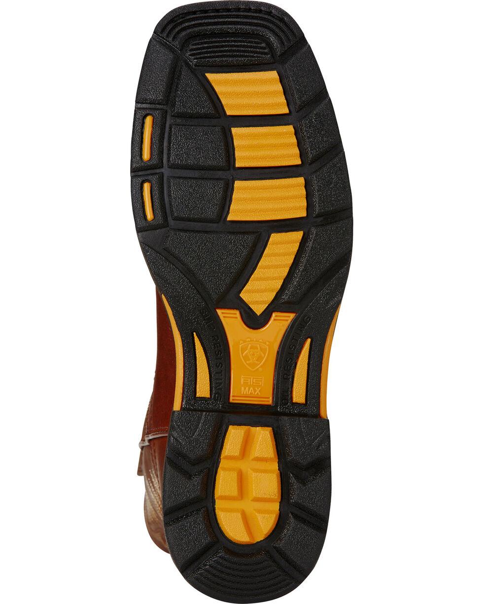 Ariat Men's WorkHog H2O CSA Work Boots, Copper, hi-res
