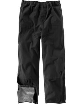 Carhartt Shoreline Work Pants - Big & Tall, Black, hi-res