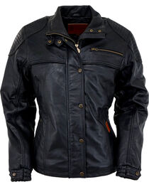 Outback Trading Company Junee Leather Jacket, , hi-res