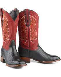 Stetson Men's Arlington Exotic Boots, , hi-res