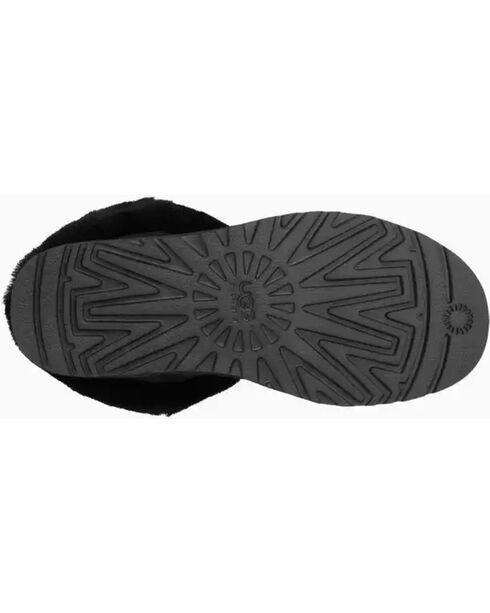 UGG Women's Classic II Short Boots - Round Toe , Black, hi-res