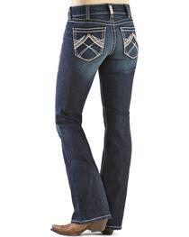 Ariat Women's Real Denim Boot Cut Riding Jeans, , hi-res
