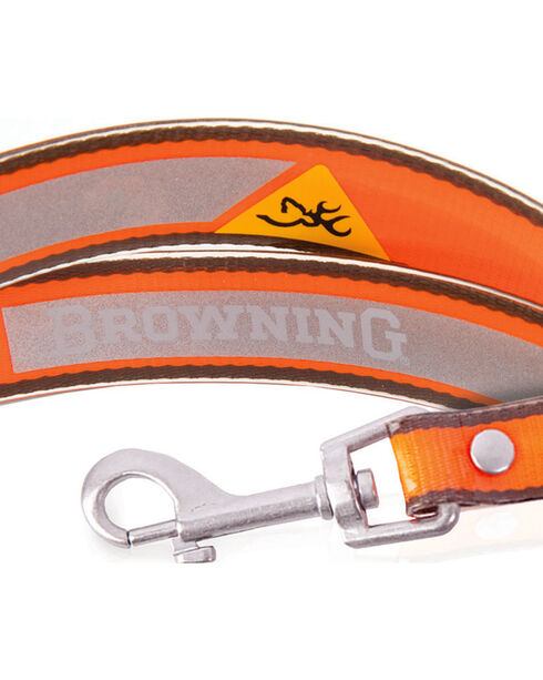 Browning Orange 6ft x 5/8in Pet Leash , Orange, hi-res