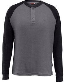 Wovlerine Men's Rykker Long Sleeve Henley Shirt , , hi-res