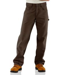 Carhartt Men's Flame-Resistant Relaxed Fit Work Pants, , hi-res
