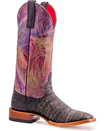 Macie Bean Women's Love At First Bite Boots - Square Toe , , hi-res