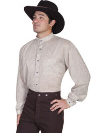 Rangewear by Scully Tan Print Shirt, , hi-res