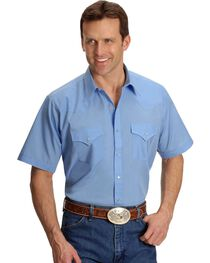 Ely Classic Western Shirt - Custom Fit, Neck Sizing, , hi-res