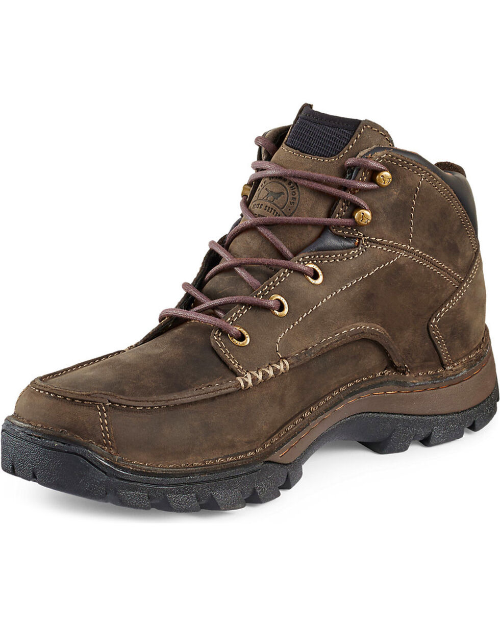 Irish Setter by Red Wing Shoes Men's Borderland Boots - Moc Toe, Brown, hi-res