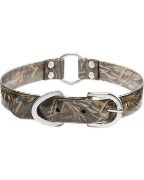 "Browning Realtree Max-5 Camo Performance Dog Collar - Medium 14 - 20"", Camouflage, hi-res"