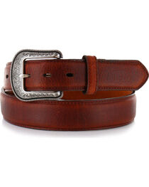 3D Men's Genuine Leather Belt, , hi-res