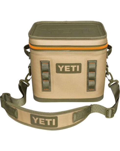 Yeti Hopper Flip 12 Cooler, Tan, hi-res