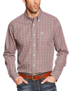 Arait Men's Quincy Long Sleeve Shirt, Multi, hi-res