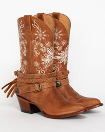 Shyanne® Women's Floral Festival Western Boots, , hi-res