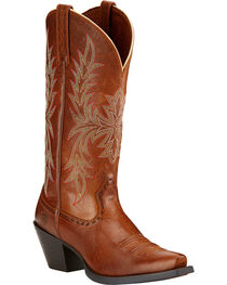 Ariat Women's Round Up Maddox Western Boots, , hi-res