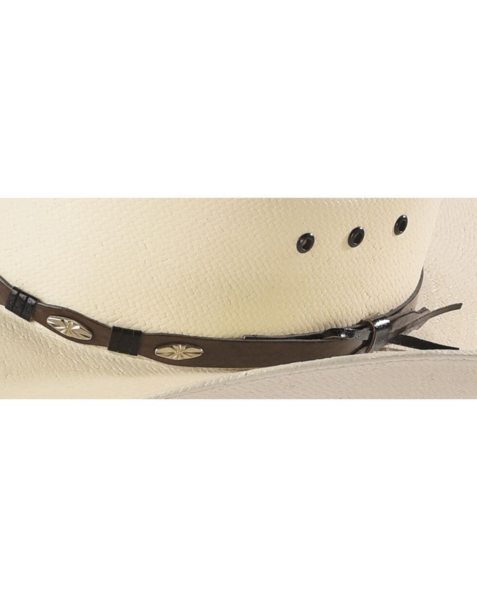 Bullhide Men's Alamo 50X Straw Hat, Natural, hi-res