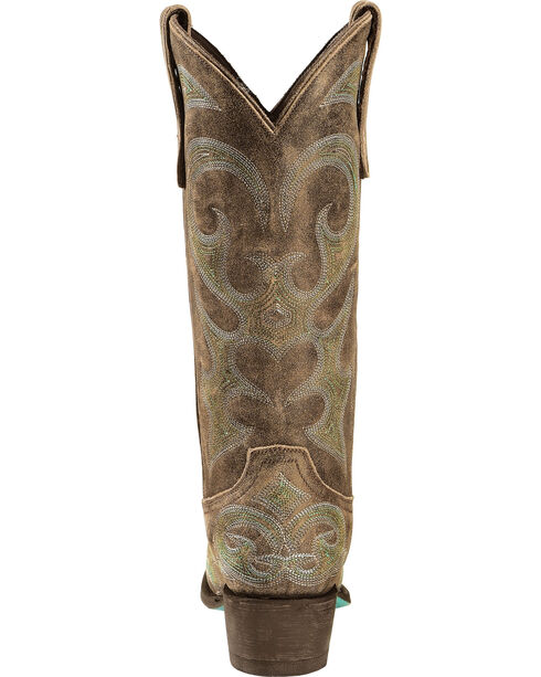 Lane Women's Lovesick Western Fashion Boots, Brown, hi-res