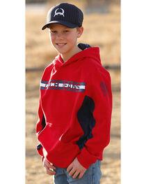 Cinch Boys' Logo Pullover Hoodie, , hi-res