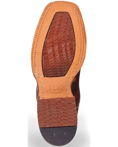 Justin Women's Navigator Western Boots, Brown, hi-res